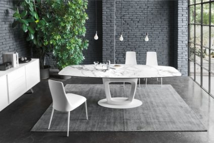table orbital et chaise etoile 129